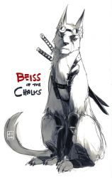 Beiss of the Chalks by demitasse-lover
