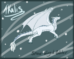 Tkalis - I'll Be Your Shining Star by littlezombiesol