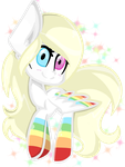 Commission #7 : RainbowPop by TheCreativeRey