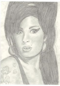 Amy Winehouse by SweetAboutMe