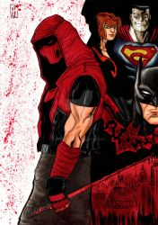 Red Hood and the outlaw by nic011