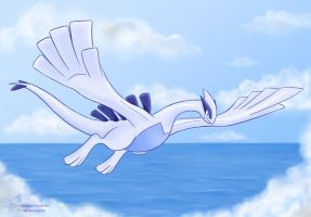 Lugia's Territory by Articuno