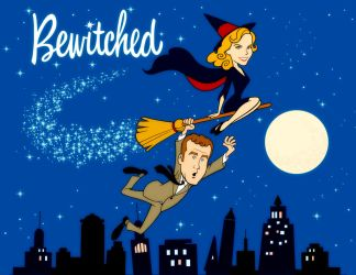 BEWITCHED REMAKE by Jerome-K-Moore