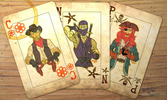 Cards by Scadilla