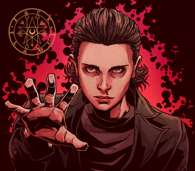 ELEVEN by aquiles-soir
