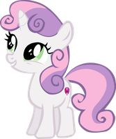 Sweetie Belle by thebosscamacho