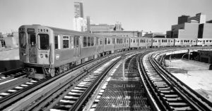 Chicago L VII by DanielJButler