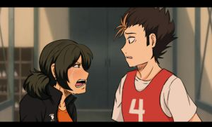 Haikyuu!: Jealousy (Fanfic) by RedLithium on DeviantArt