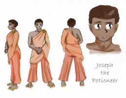 Character Profile: Joseph by Meagharan