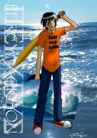 Percy Jackson by R-A-Enbows