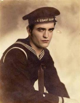 Edward in the Navy by captjackspeanut