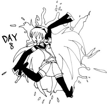 Goretober Day 8: Corpse by Ask-Tei-the-Yandere