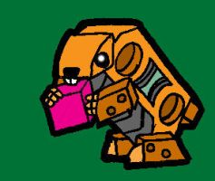 Cassetticon: Chatter by Fishbug