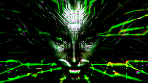 I Am SHODAN by Vezoid