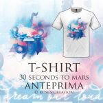 T-Shirt 30 Seconds to Mars by dreamswoman