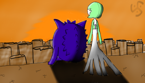 Request: PMD Hill of the Ancients by KurtisTheSnivy
