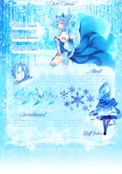 MAL Layout 01 -Dear Clouds- by Min-Jung