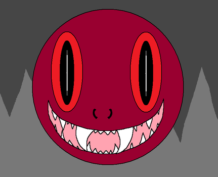 Another Creepy Face by AlmostCreepy101