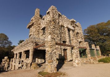 Gillette Castle by TheBrassGlass
