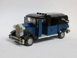 Austin London Taxicab by ScotNick