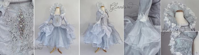 Fairy Godmother 2015 Cosplay Ballet Inspired Dress by glimmerwood