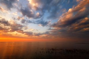 The Gulf of Finland by khmaria