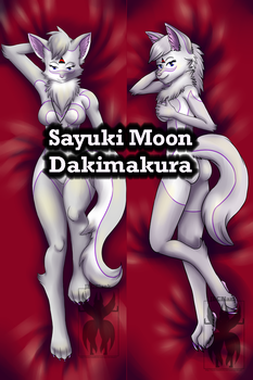 Commission 007 Katy Dakimakura by JBCBlank