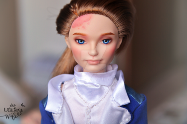 Dexter Charming repaint by theugliestwife