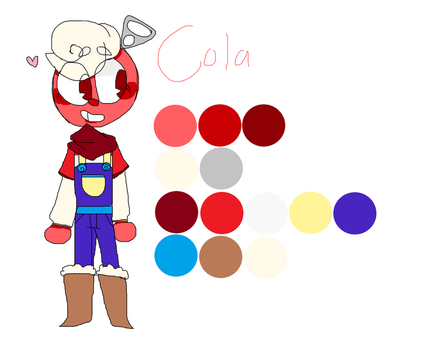 Cole Color Ref by TheCatQueen10