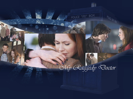 My Raggedy Doctor - Wallpaper by Vampiric-Time-Lord