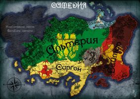 MAP - Samedia by AlbinaDiamond