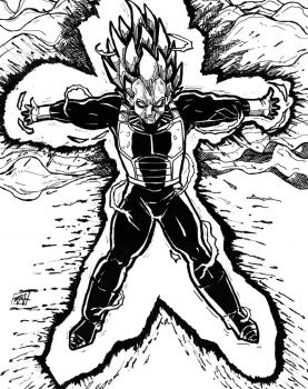 VEGETA by RockyAndreotti
