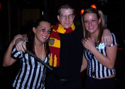 Halloween 2007 or so? by johnnyjester