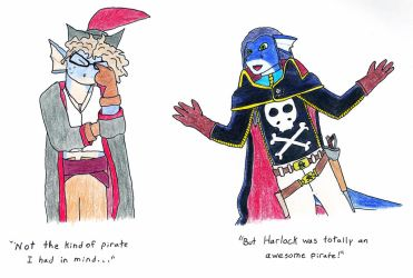 He's a Pirate? by Wraa