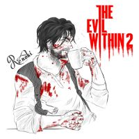 The Evil Within 2 by YaroslavaPanina