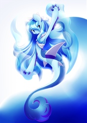 Behold the Power of Water by SilviShinyStar
