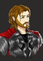 Thor by BaconJean