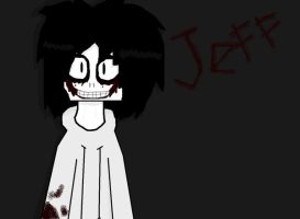 Jeff The killer by AngryEmo