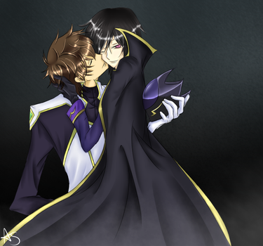 I Lelouch Vi Britannia Command You To Love Me by Mannequin--Massacre