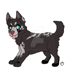 Dog dog 1 open reduced by Meekshi-adopts