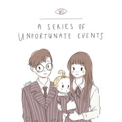 A Series of Unfortunate Events by iiping