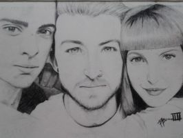 Paramore by ParaClumsy