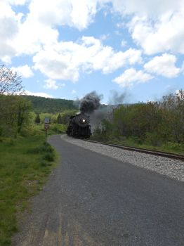 Drifting Down Grade by Engine97