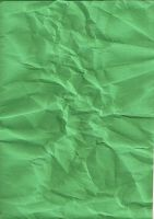 Green Construction Paper by kizistock