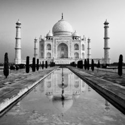 Taj Mahal Reprise by AndrewToPhotography