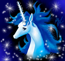 The Last Unicorn by MillyD13