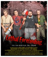 Lethal Foreboding (Giant Bomb Deadly Premonition) by zenogiaz
