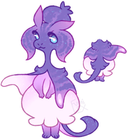 [Potion Sipper] Blueberry Princess - CLOSED by Fumi-LEX