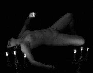 hot candle III by epsilon3-artphoto