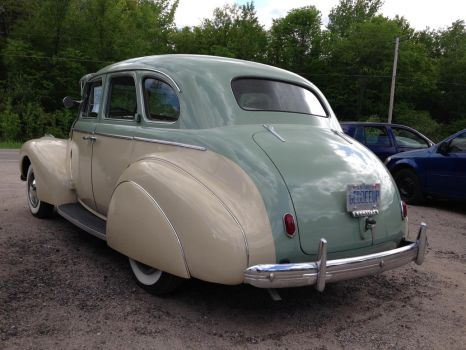1940 Pontiac for sale, part 2 by Ripplin